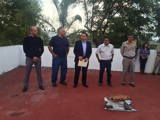 Realiza Ayuntamiento de Morelia Relevo Institucional en Dirección de Alumbrado Público