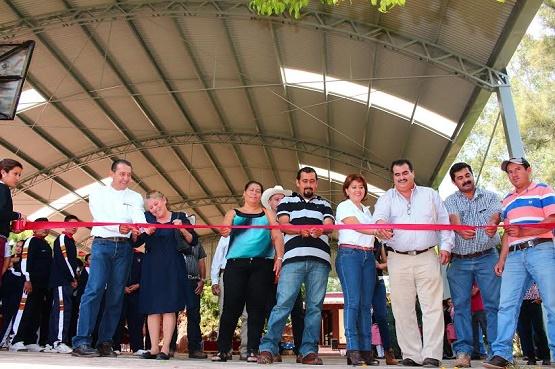Inaugura Sedesol Obras del 3 x 1 Para Migrantes en Tzitizio