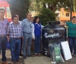Entregan Recursos Para la Agricultura Familiar en Atécuaro