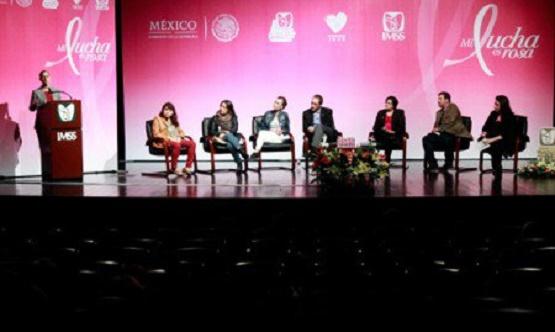 Disminuyó 16% la Mortandad por Cáncer de Mama: IMSS