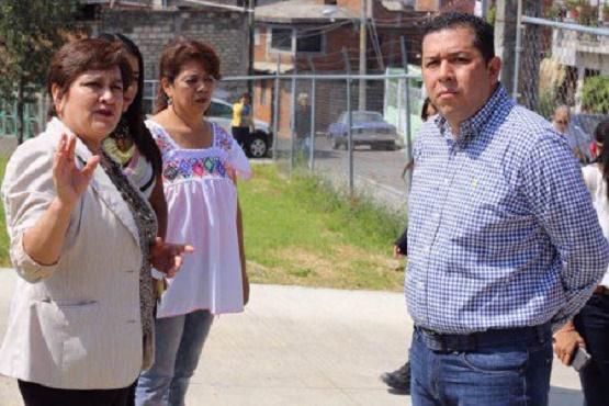 Juan Carlos Barragán se Empapa de la Problemática del ICATMI