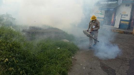 Coordinación Entre Federación, Estado y Municipios Permitirá Disminuir Dengue y Chikungunya: SSM