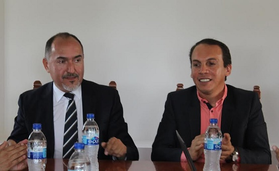 Asume Eduardo Noel Villa Ortiz la Titularidad de la Junta de Caminos de Michoacán