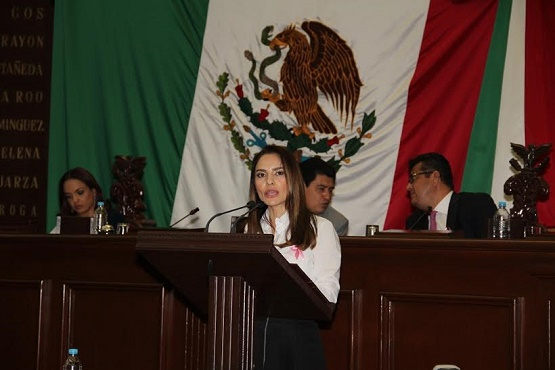 Propone Nalleli Pedraza Reforma Para Garantizar Paridad de Género en Candidaturas Municipales