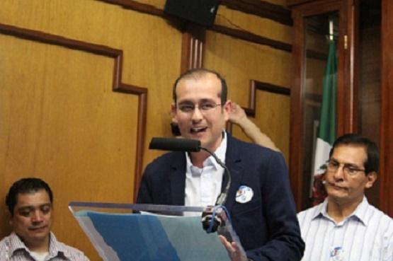 Con Planilla de Unidad Busca José Manuel Hinojosa Dirigir al PAN