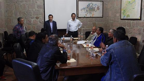 Fortalecen Lazos de Comunicación Gobierno y Jefes de Tenencias de Morelia