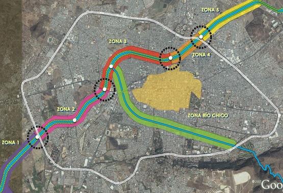 Gestiona Ayuntamiento de Morelia Recursos Para Proyecto Integral de Saneamiento del Río Chiquito