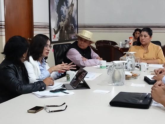 Comisión de Salud del Ayuntamiento revisa servicios de Unidades Médicas de Morelia