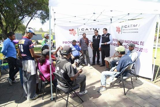 ICATMI Capacitará a Jóvenes en Situación de Calle