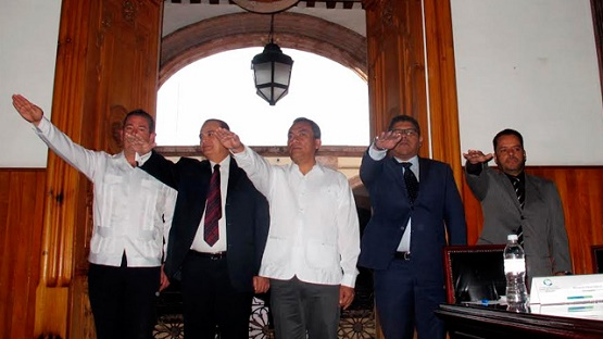 Se Realiza 62 Sesión Ordinaria del Consejo Para el Nuevo Sistema de Justicia Penal en Michoacán