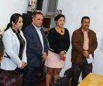 Realiza Comité de Administración y Control, Recorrido por Instalaciones de Congreso del Estado