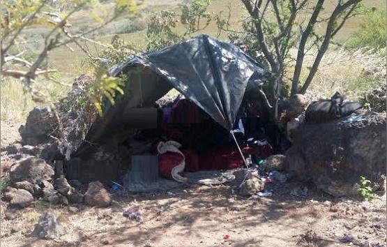 Desmantela la PGJE Campamento y Detiene a Presunto Homicida