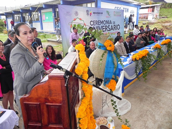 El Gobierno de Michoacán Hará una Fuerte Inversión Para Equipamiento de los Planteles del CECyTEM