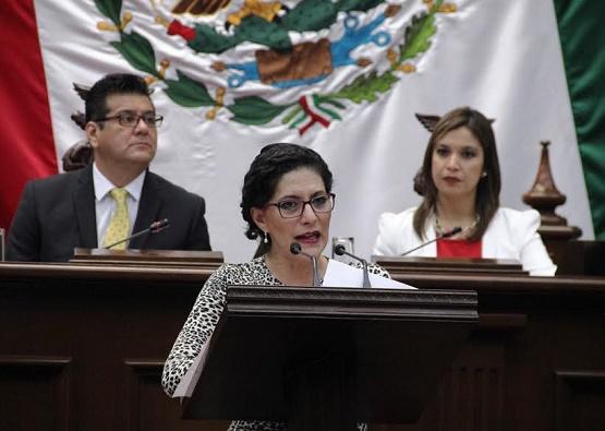 Diputada Socorro Quintana Busca Homologar Leyes Federales con Estatales en Materia de Equidad de Género