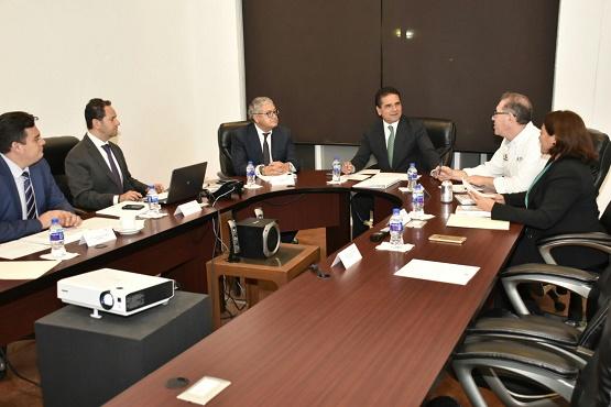 Instala Silvano Aureoles Comisión de Gasto- Financiamiento del Gobierno del Estado