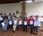 Concluye Instituto de la Mujer Moreliana Curso de Pasta Flexible y Calaverita de Dulce