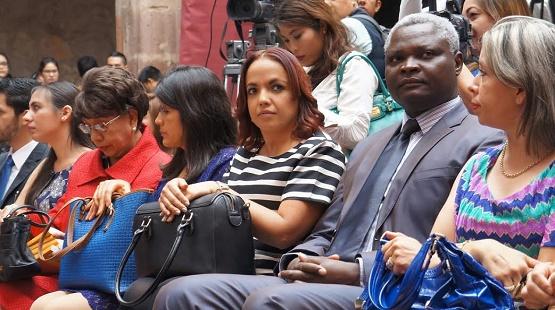 Impulsará Andrea Villanueva Cultura de Derechos Humanos