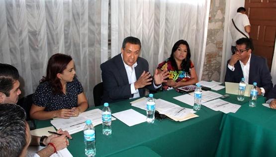 Analizan Diputados Programa de Actividades Conmemorativas al Bicentenario Luctuoso del Siervo de la Nación