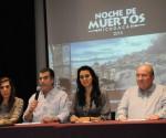 Exitosa Noche de Muertos en Todas las Regiones de Michoacán