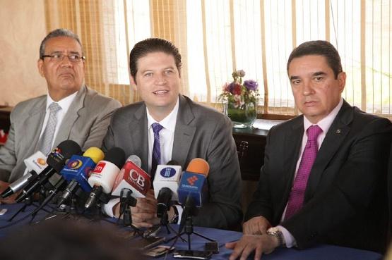 Reconoce Coparmex Apertura de Presidente Municipal Alfonso Martínez