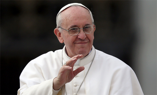 Febrero el mes del Papa