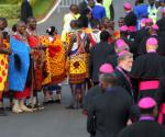 El Papa Viaja a Africa