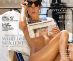 Alessandra Ambrosio en Maxim