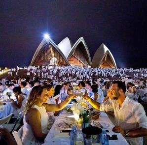 Cena de Blanco