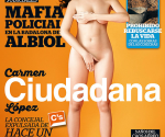 Regidora se Desnuda