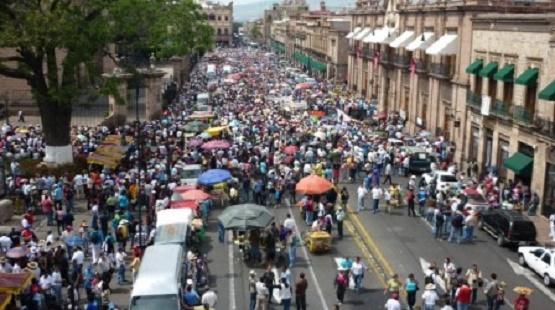 Prometen Legisladores que Regulación de Marchas se Realice Este año