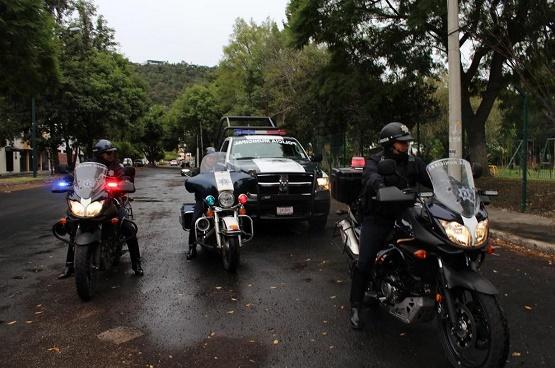 Policía Municipal Colabora en Operativo Durante El Buen Fin