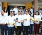 Gobernador Silvano Aureoles en Gira de Trabajo por Chinicuila