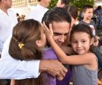 Lograr un Cambio en Michoacán de la Mano de la Sociedad: Silvano Aureoles