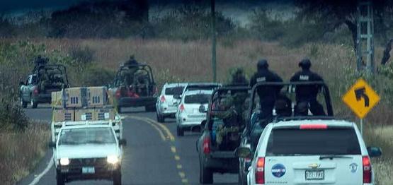 Ataque Armado en Ciudad Hidalgo Deja 3 Heridos