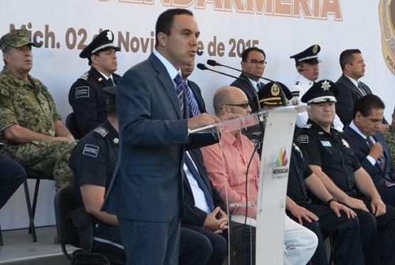 Juntos, Gobierno y Sociedad, Lograremos que Morelia sea una Ciudad Segura: Secretario del Ayuntamiento