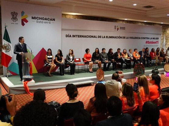 Llama Alcalde Alfonso Martínez a la Participación de Toda la Sociedad Para Lograr la Equidad de Género