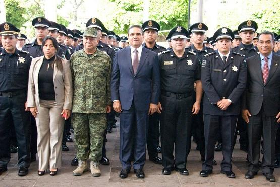 Gendarmería Permitirá Recuperar la Confianza de las y los Morelianos: Silvano Aureoles
