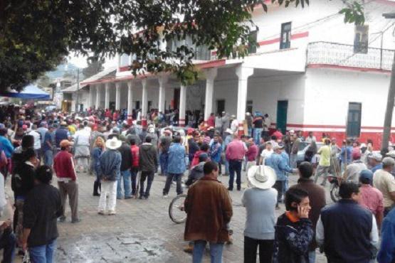 Urge Cocoa al Gobierno a Clarificar Quién es la Autoridad en Nahuatzen