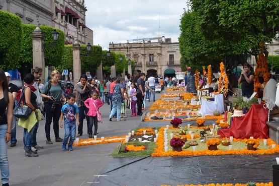 Superada Expectativa de Afluencia Turística en Morelia por Noche de Muertos: Ayuntamiento