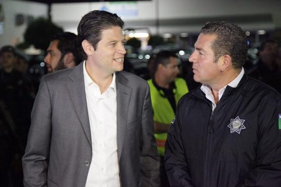 Respalda Alcalde Alfonso Martínez Acciones de Alcoholímetro en Morelia