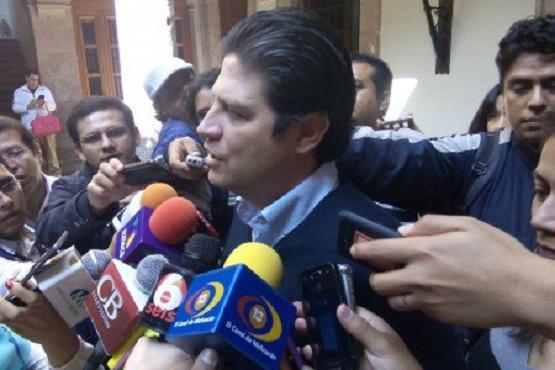 Reconoce Alfonso Capacidad de Gestión de Silvano