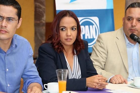 """""""Inseguridad en Michoacán no se Resuelve Unicamente con más Policías"""": Dip. Andrea Villanueva"""