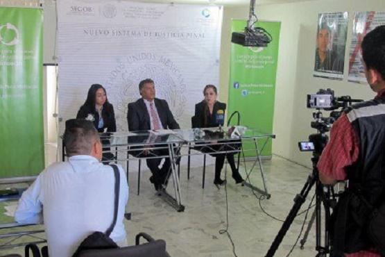 Justicia Pronta a Través del Diálogo, Ofrece el NSJP
