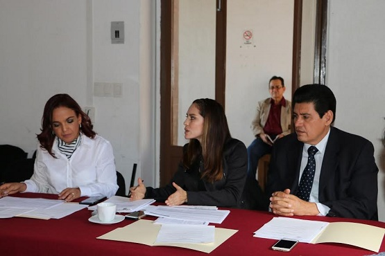 Analizan Diputados Informe Anual de Labores de la CEDH