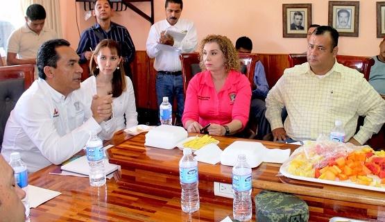 Instala Segob Mesa de Seguridad Para la Sierra-Costa de Michoacán