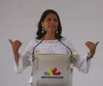 Anuncia Fabiola Campaña Contra la Violencia de Género en 113 Municipios