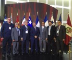 Asiste Titular de ASM a Designación de Nuevo Presidente de Organización Internacional de Auditores