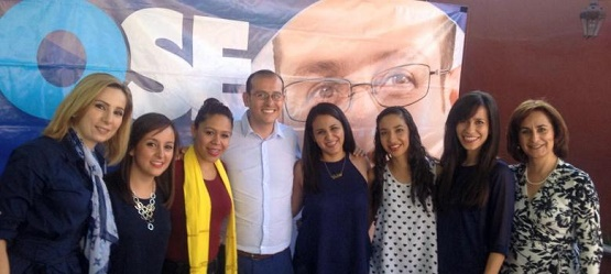 Hacer del PAN un Partido Ganador, Ofrece José Hinojosa