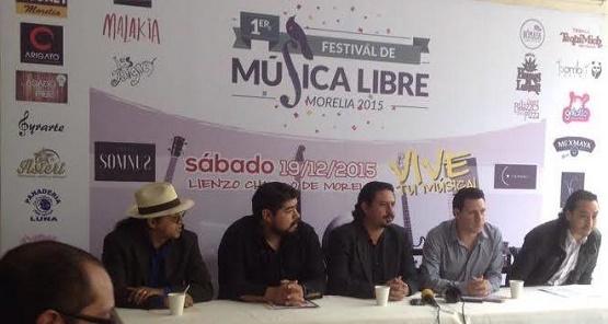 Bandas Locales Mostrarán su Potencial en el 1° Festival de Música Libre