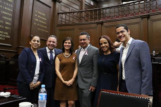 Respaldan Diputados de Acción Nacional Solicitud de Alerta de Género